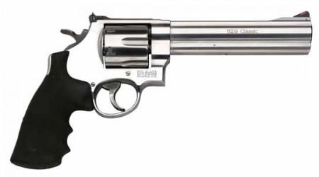 Zbraně patří na střelnici.