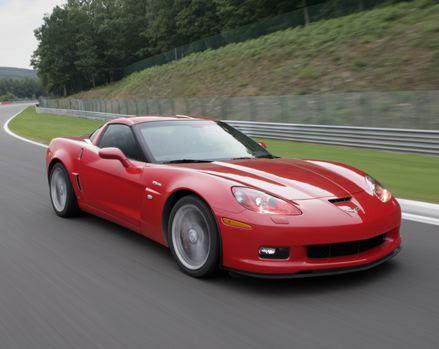 Corvette Z06 – recenze č. 2