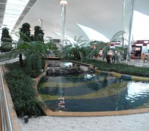 letiště Dubai