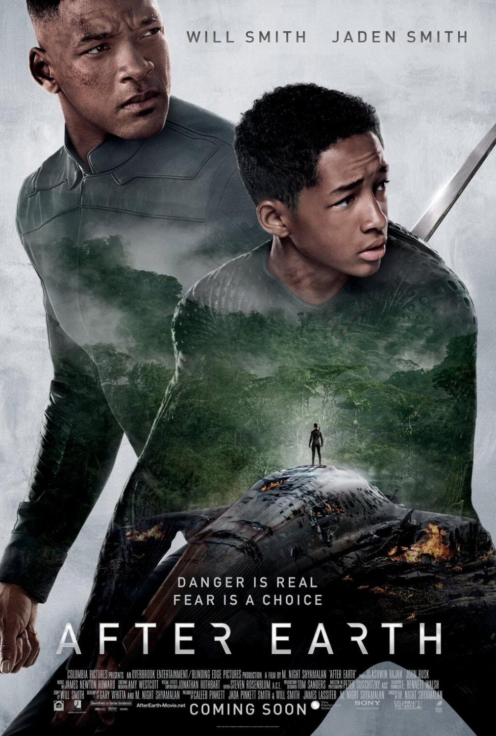 After Earth recenze