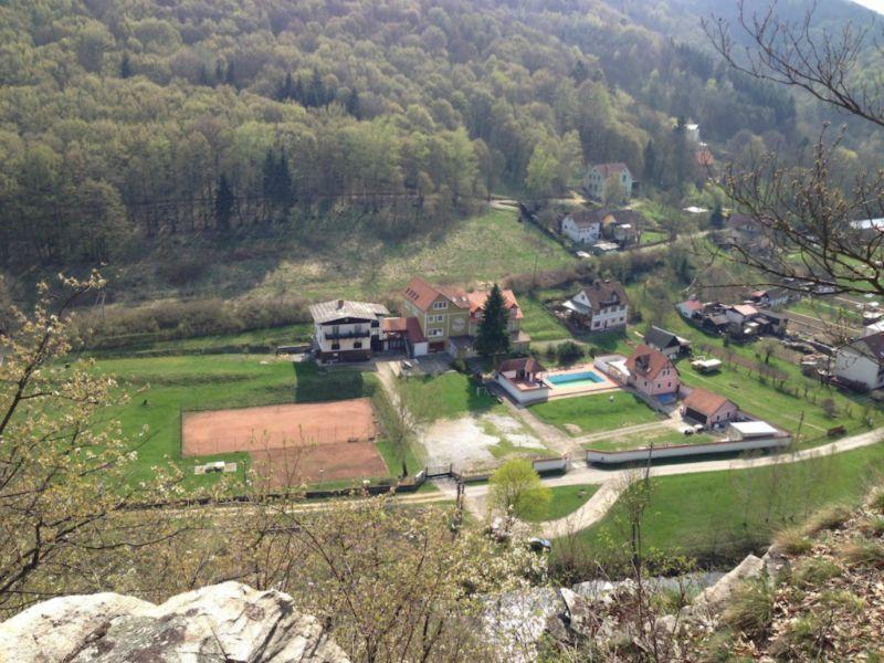 Ubytování v penzionu Vranov nad Dyjí