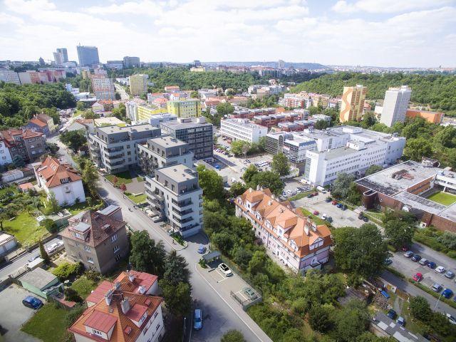 Rezidence Hadovitá: seznamte se s novým bytovým projektem v Praze