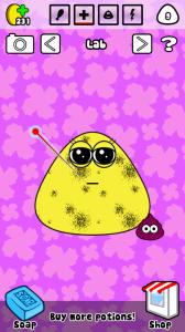 Nemocný Pou